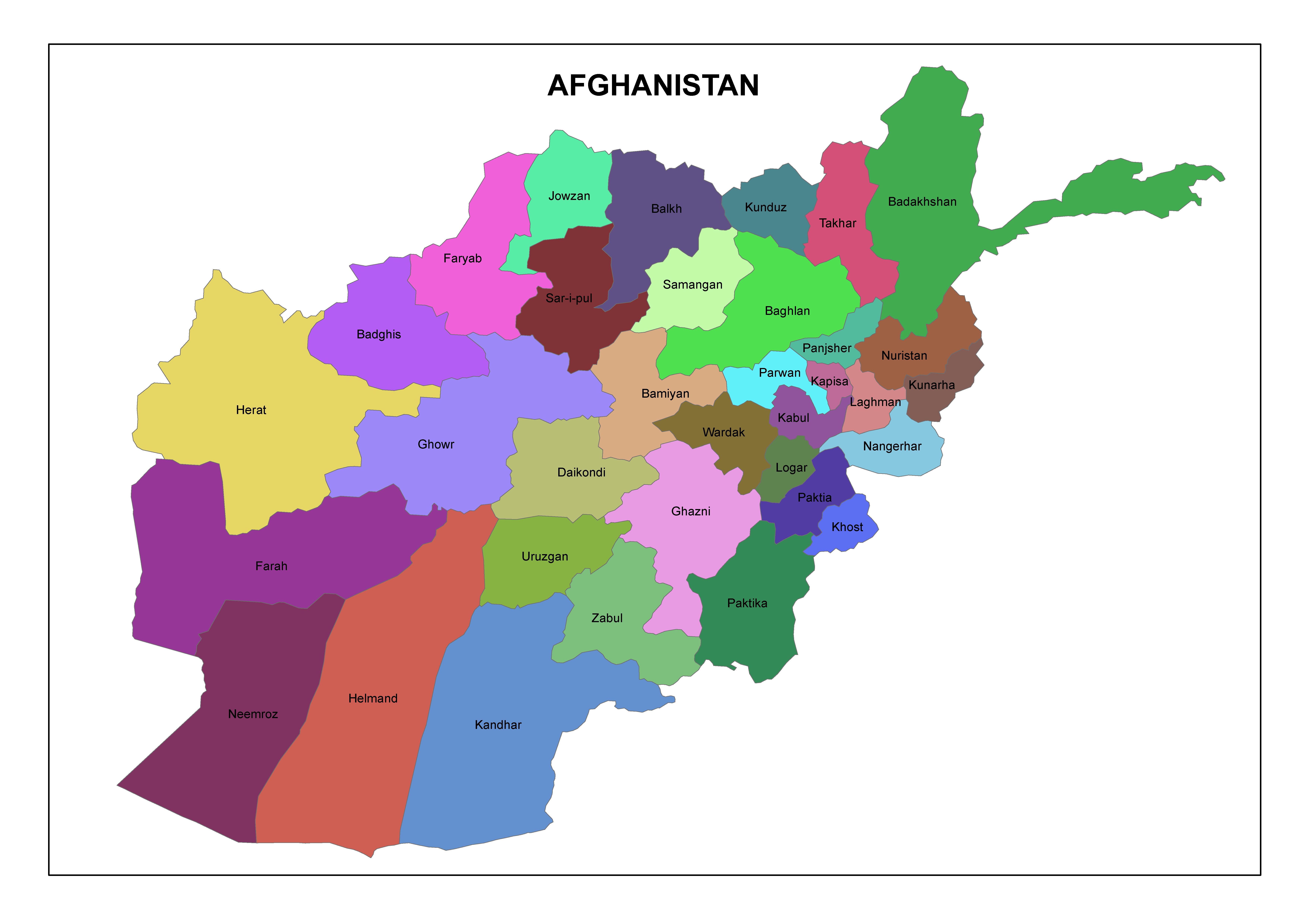 Pashtuns | South Asia Blog